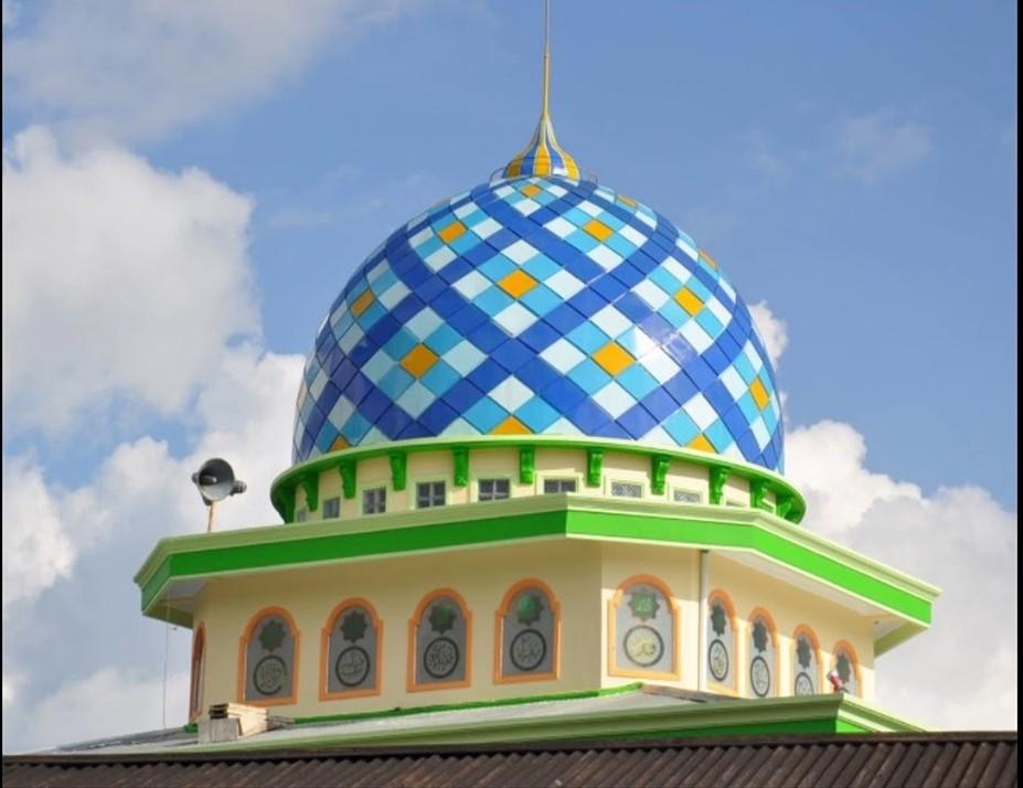 Pusat Jasa Kontraktor Masjid & Kubah Masjid Lampung Paling Top