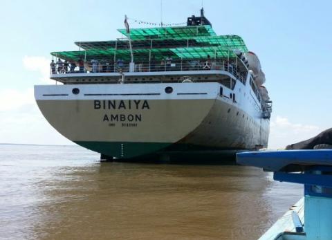 Jadwal Kapal Binaiya | Harga Tiket Kapal Binaiya