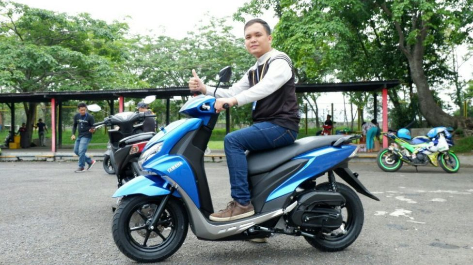 Resmi Meluncur di Indonesia, Inilah Beragam Keunggulan New Yamaha FreeGo