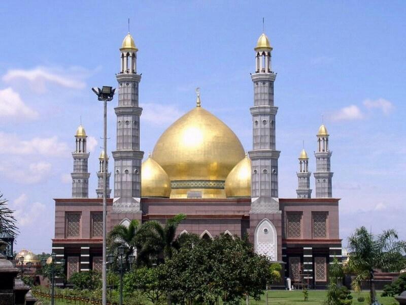 Berapa Harga Kubah Masjid Tembaga