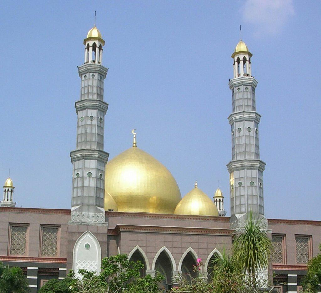 Kubah Masjid Tembaga Kualitas Terpercaya Siap Pasang